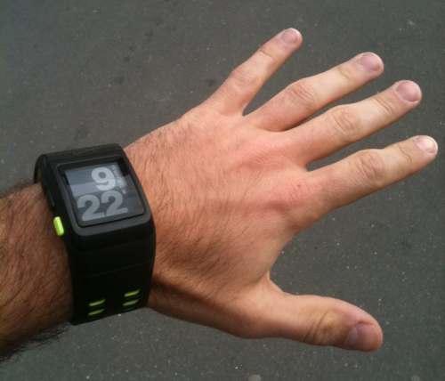 gps nike montre à vendre